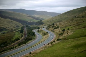 M6 and Lake District - Transport