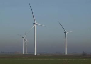 Windfarm - Renewable Energy Industry